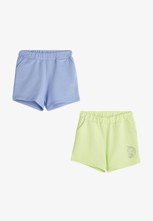 2 PIECES - Shorts - green