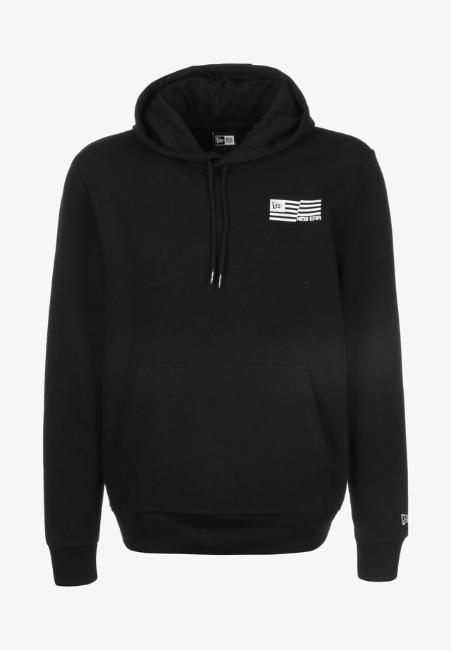 CONT GRAPHIC PRINT - Hoodie - black