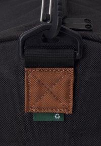 Herschel - NOVEL UNISEX - Weekend bag - black - 5
