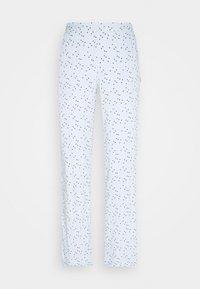 Calvin Klein Underwear - SLEEP PANT - Pyjama bottoms - lattice stars - 0