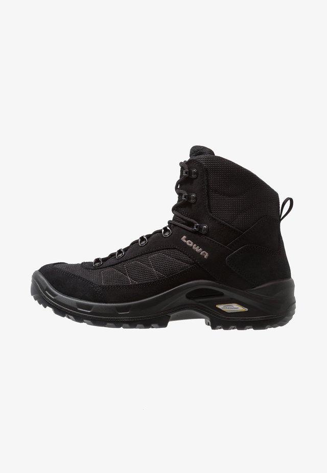 TAURUS II GTX MID - Hiking shoes - schwarz