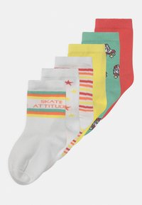 Name it - NKFBINI 6 PACK - Socks - bright white - 0