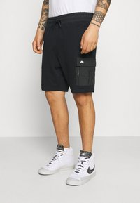 Nike Sportswear - Shorts - black//black oxidized - 2