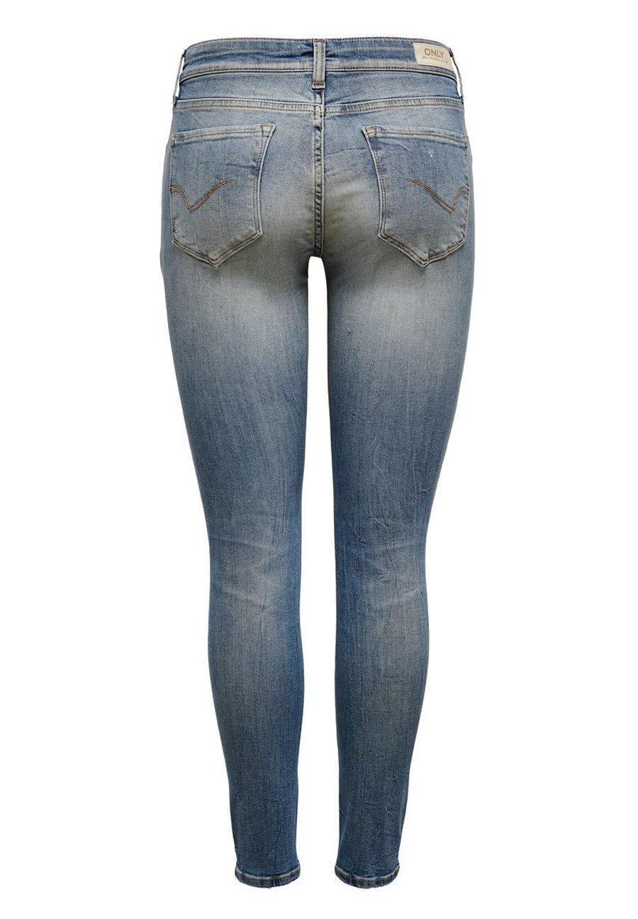 Damen SKINNY FIT JEANS ONLALBA REG ANKLE - Jeans Skinny Fit
