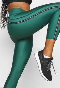 Under Armour - ANKLE CROP - Leggings - saxon green - 3
