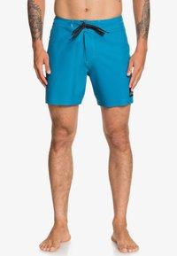 Quiksilver - HIGHLINE KAIMANA - Shorts da mare - caribbean sea - 1