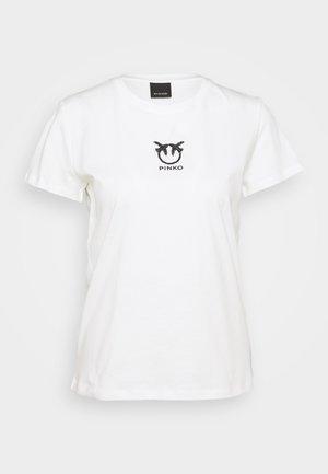 BUSSOLANO  - T-shirts - white
