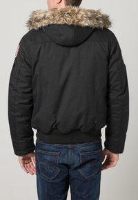 Alpha Industries - Winter jacket - black - 4