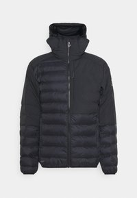 Haglöfs - DALA MIMIC HOOD MEN - Chaqueta de invierno - true black - 3