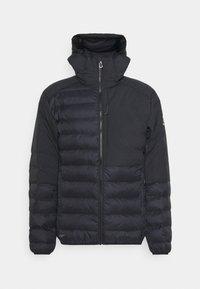 DALA MIMIC HOOD MEN - Zimní bunda - true black