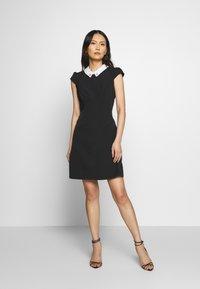 NAF NAF - MAYELA  - Sukienka letnia - noir - 1