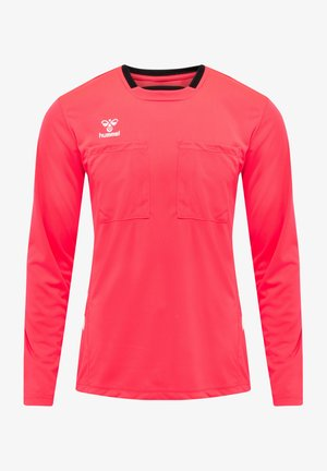 REFEREE CHEVRON JERSEY L/S - Sports shirt - diva pink