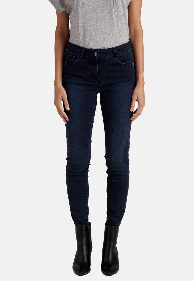 TRAVELLER PARIS - Jeans Skinny Fit - blu