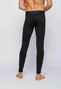 BOSS - Pyjamabroek - black - 2