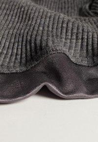 Intimissimi - LEGGINGS AUS WOLLE UND SEIDE - Leggings - Stockings - puzzle grigio - 3