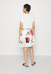 Anna Field - A-line skirt - white - 2