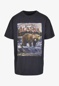 Upscale by Mister Tee - T-shirt print - navy - 0