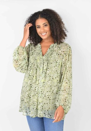 DITSY - Blouse - green