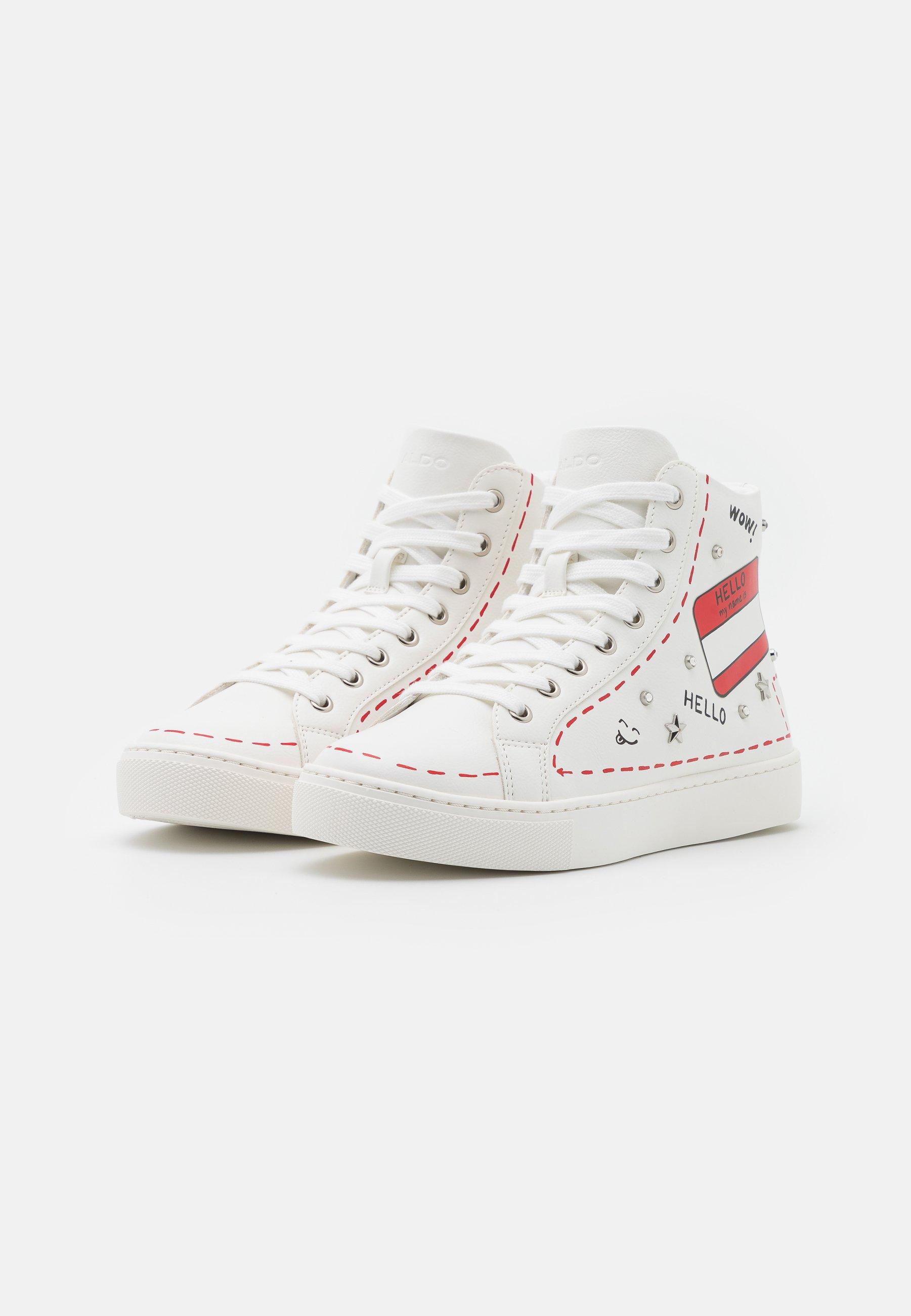 ALDO MAVRINA Sneaker high white/weiß