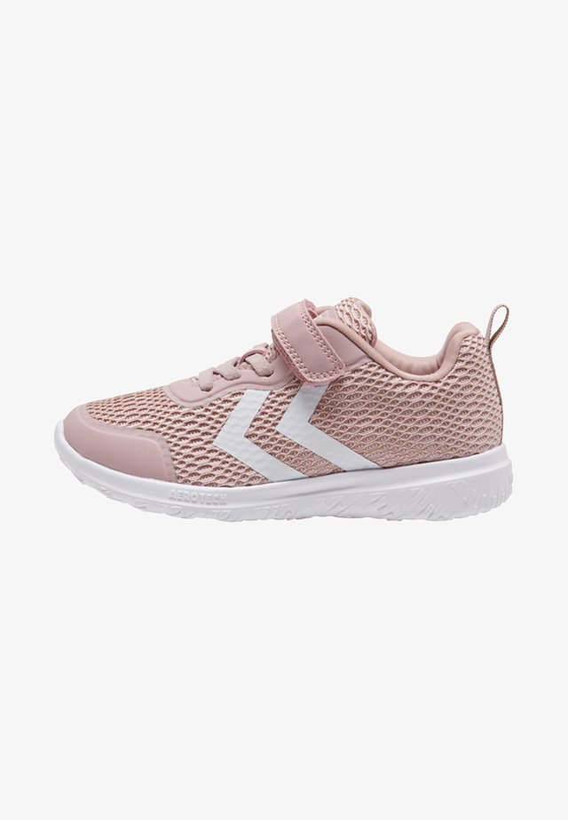 Trainers - pale lilac
