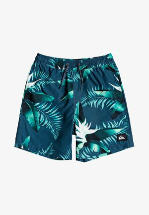 Swimming shorts - majolica blue