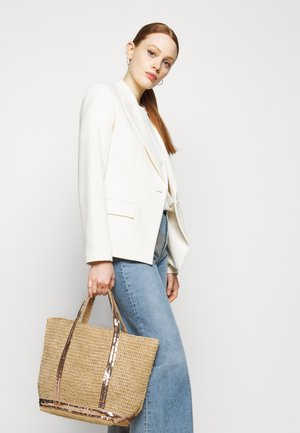 CABAS MOYEN - Tote bag - or rose