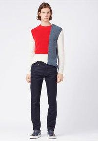 BOSS - DELAWARE - Slim fit jeans - dark blue - 1