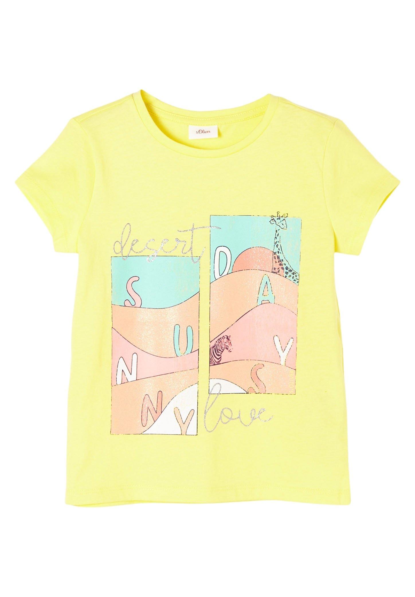 Kinder MIT GLITZER - T-Shirt print