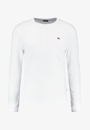 SENOS LS - T-shirt à manches longues - bright white