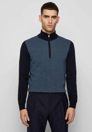 """""""PONZIO"""" - Pullover - blau"""