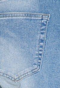 Only & Sons - ONSLOOM SLIM LIGHT BLUE DAMAGE - Slim fit jeans - blue denim - 5