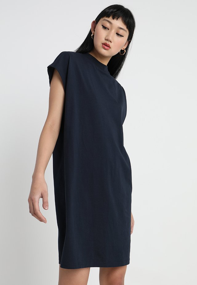 PRIME DRESS - Jerseyjurk - dark blue