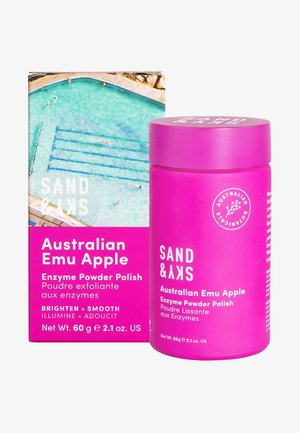 AUSTRALIAN EMU APPLE - ENZYME POWDER POLISH - Gesichtsreinigung - -