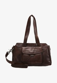 Spikes & Sparrow - Handbag - dark brown - 5
