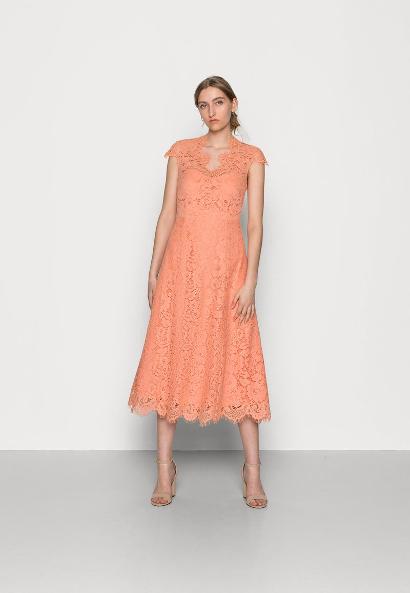 IVY & OAK - MARIA - Cocktail dress / Party dress - shell coral
