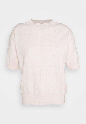 TEE - Print T-shirt - light pink