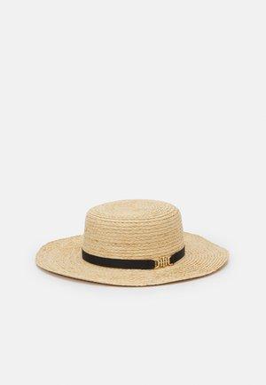 SUMMER FEDORA - Hat - beige