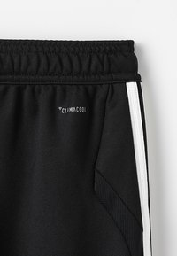 adidas Performance - TIRO AEROREADY CLIMACOOL FOOTBALL PANTS - Joggebukse - black/white - 4