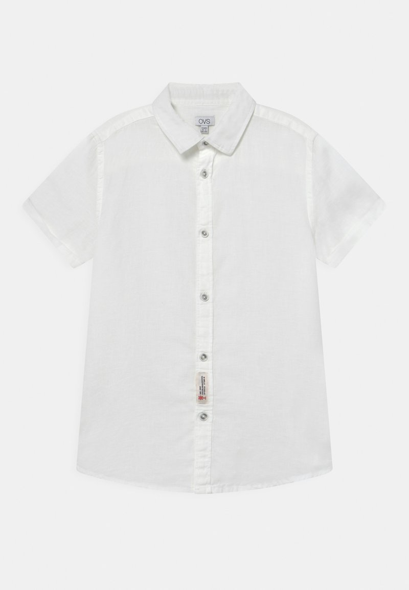 OVS - SOLID COLOR - Shirt - bright white
