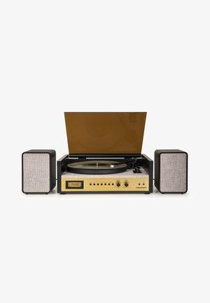 Record player - schwarz