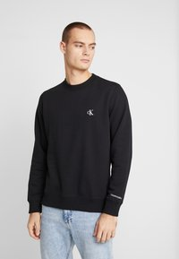 Calvin Klein Jeans - ESSENTIAL  - Felpa - black - 0
