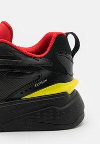 Puma - FERRARI RS-FAST  - Trainers - black/rosso corsa - 5