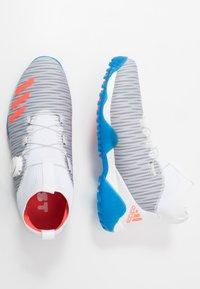 adidas Golf - CODECHAOS - Golfskor - white/solar red/solid grey - 1