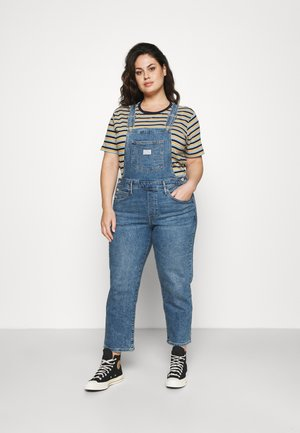 PLUS EVERYDAY OVERALL - Dungarees - little blue