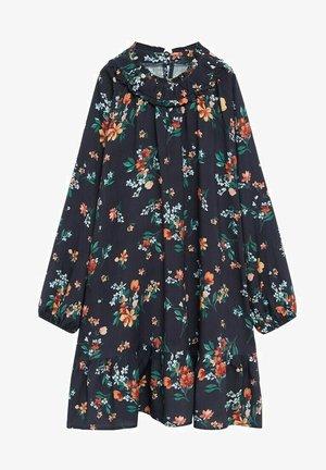MARISA - Shirt dress - schwarz