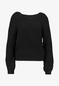 Ivyrevel - LOW BACK - Pullover - black - 4