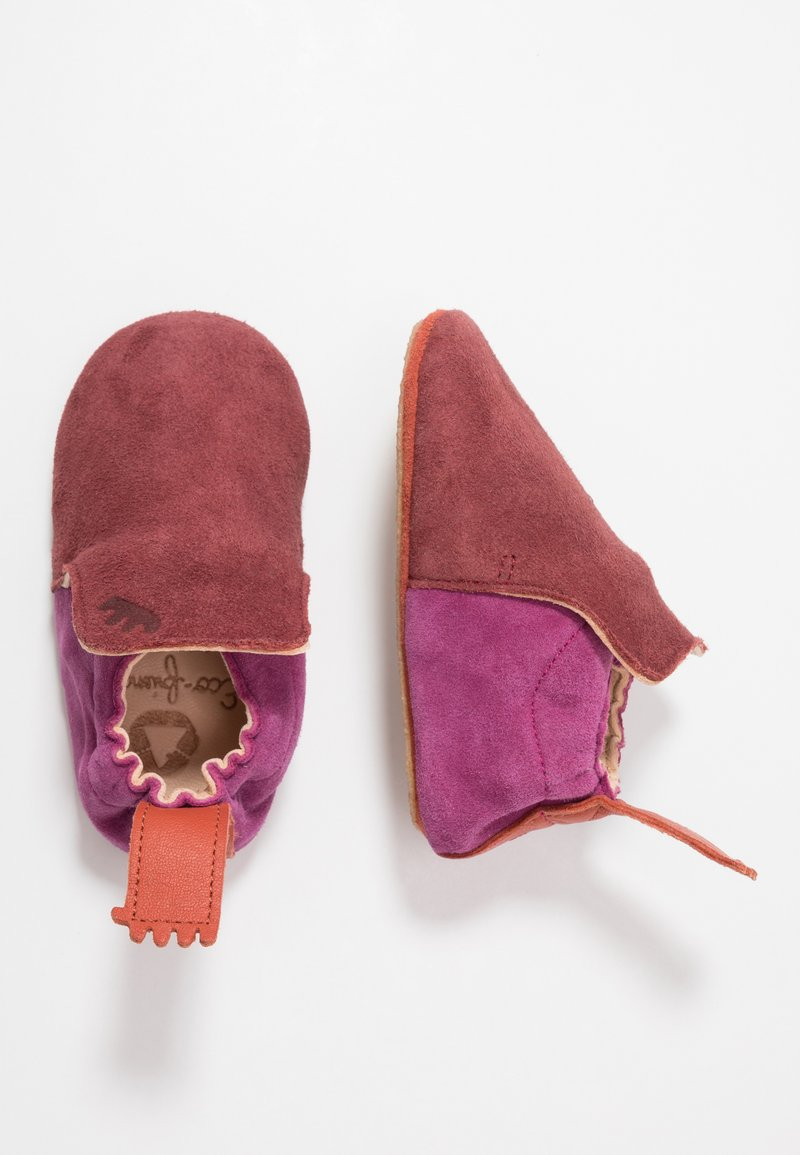 Easy Peasy - First shoes - bordeaux/cassis