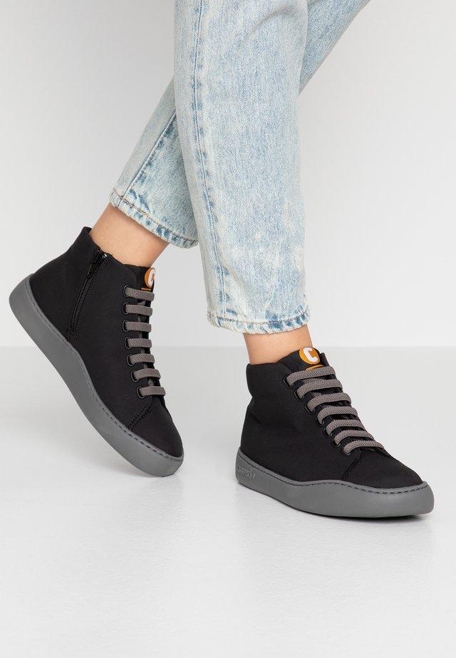 PEU TOURING - Zapatillas altas - black