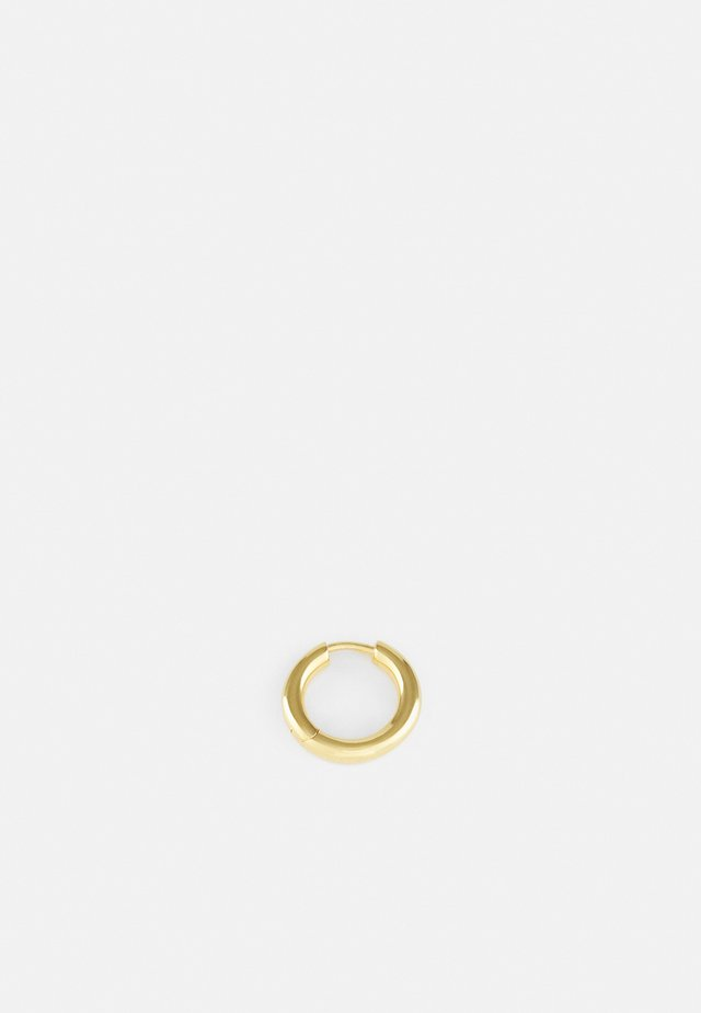 POLO HUGGIE - Ohrringe - gold-coloured