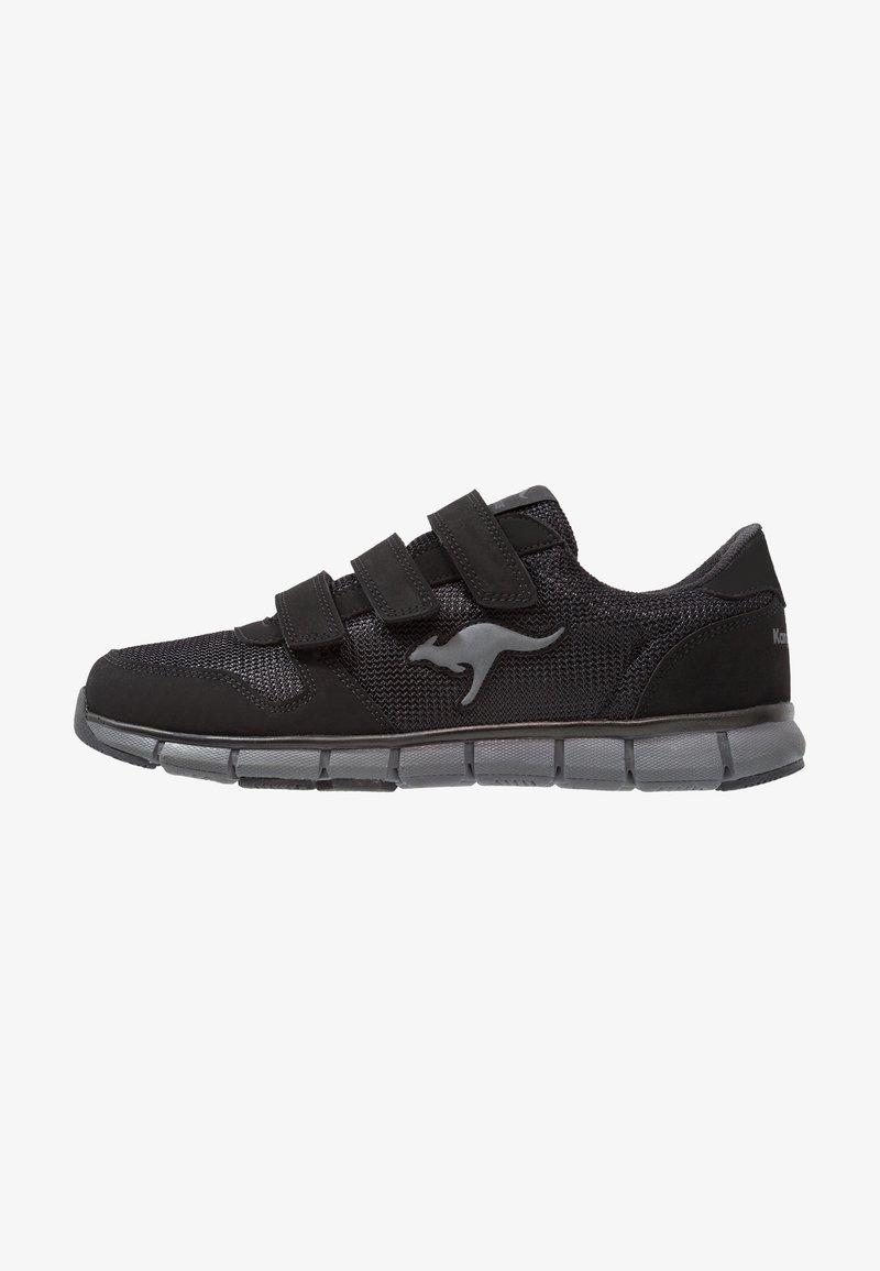 KangaROOS - K-BLUERUN 701    - Sports shoes - black/dark grey